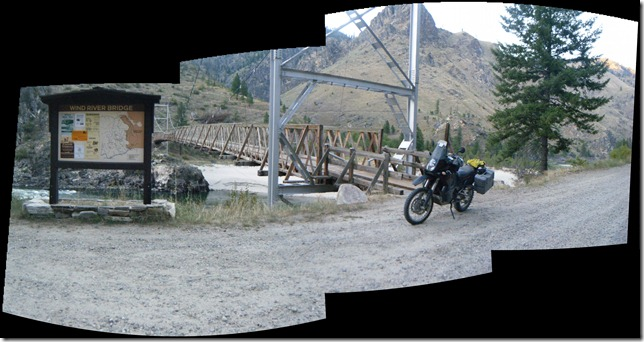 WIND RIVER BRIDGE