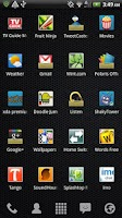 Screenshot of Blurred LauncherPro Icon Pack