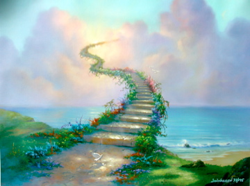 "Jim Warren ""STAIRCASE TO HEAVEN"""