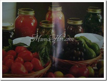 Consejos para la preparación de  las  conservas de frutas