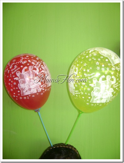 Como hacer vinchas del chapulín con globos