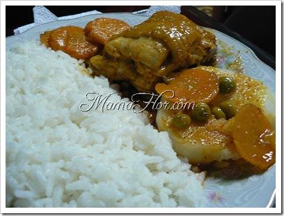 Como preparar el estofado con pollo