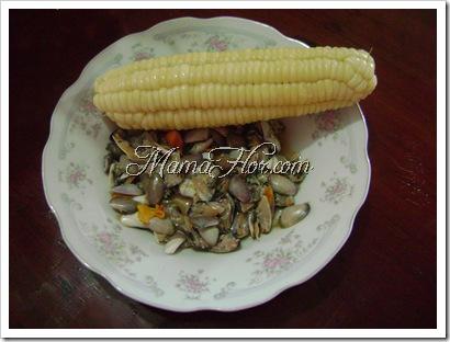 Como hacer Cebiche de Conchitas Marinas