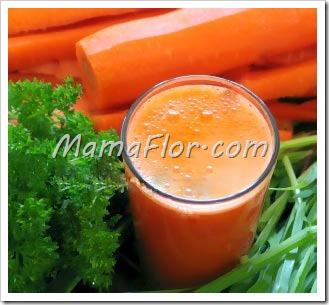 Como preparar un jugo especial de frutas y verduras