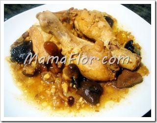 guiso-pollo-setas