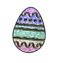Egg-Colored
