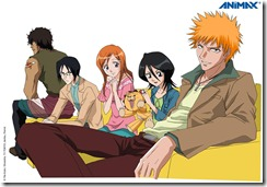 ichigo and friends (Custom) (Large)
