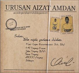 Urusan Aizat Amdan