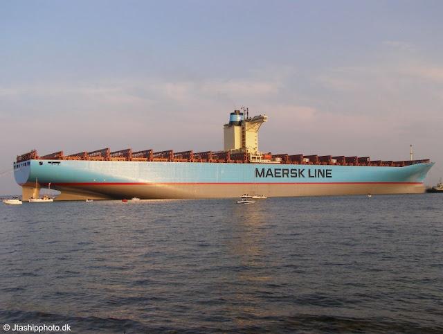 Kapal terbesar di dunia bagian 2 aneh tapi nyata inilah emma maersk kapal kontainer terbesar di dunia thecheapjerseys Image collections