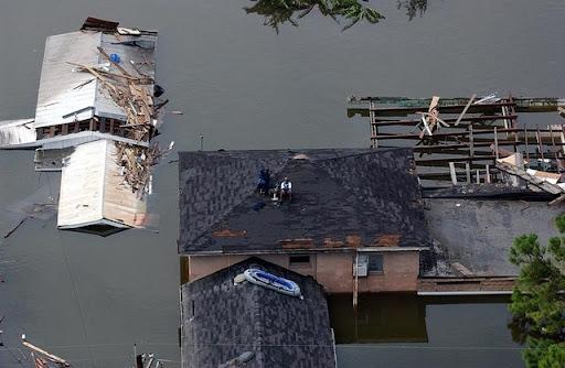 katrina 10 Bencana Topan Badai Terdahsyat