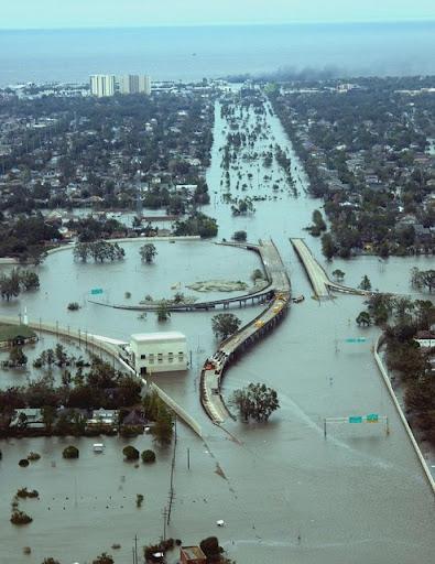 katrina 8 Bencana Topan Badai Terdahsyat