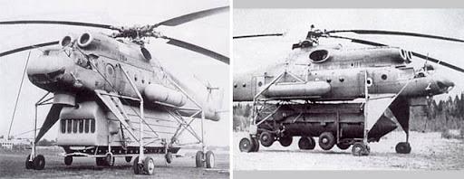 Helikopter Terbesar Sepanjang Masa Dan Salah Satu Yang Paling Aneh [ www.BlogApaAja.com ]