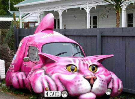 Mobil Kucing