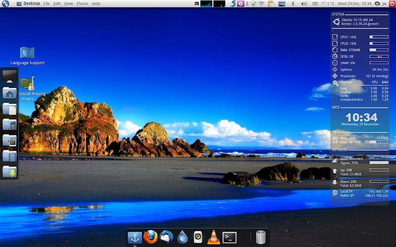 Pinguy OS 10.10.1