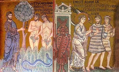 Expulsio Adamae et Evae