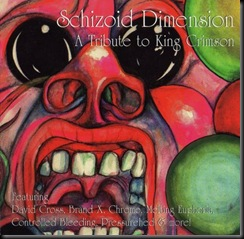 A Tribute To King Crimson - Schizoid Dimension - Front
