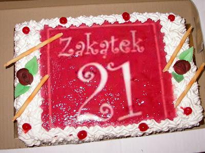 Zakątek 21 na słodko