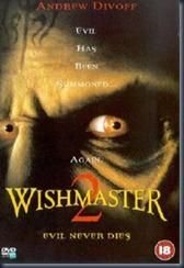 Wishmaster 2 - Evil Never Dies (1999)