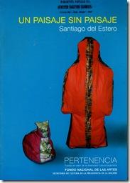 UN PAISAJE SIN PAISAJE - Santiago del Estero