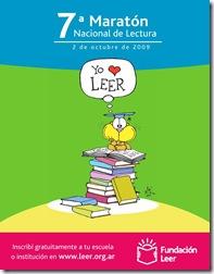 Séptima Maratón Nacional de Lectura