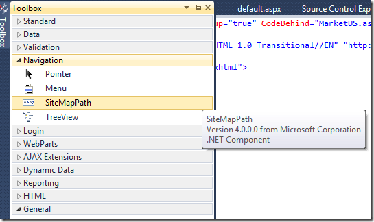 VamsiDotnetStudio: Navigation using sitemaps