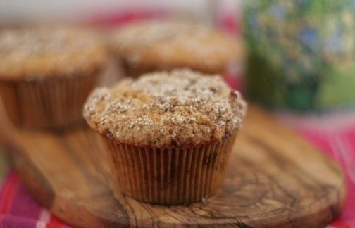 coffeecake muffins 2