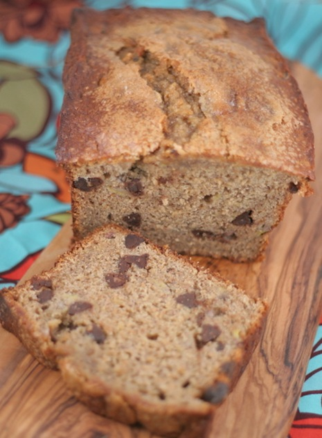 peanut butter banana bread 5