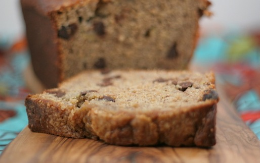 peanut butter banana bread 4