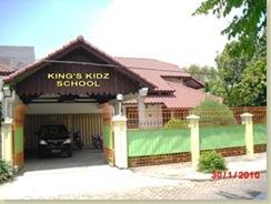 tampak depan King's Kidz