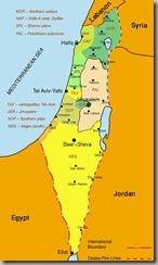 mapofisrael