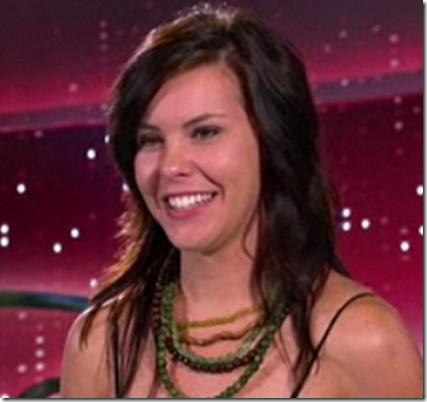 Tasha Layton American Idol Audition Baby