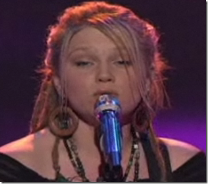 Crystal Bowersox You Can t Always Get What You Want American Idol Top 12 March 16