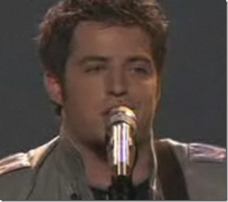 Lee Dewyze Treat Her Like A Lady American Idol Top 10 March 30