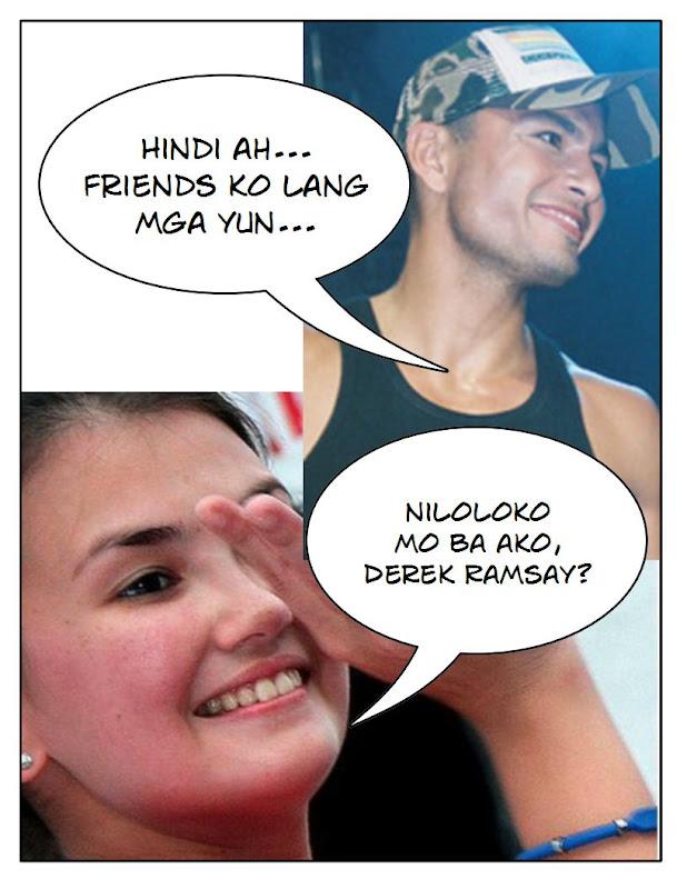 Derek Ramsay Cheating Angelica Panganiban