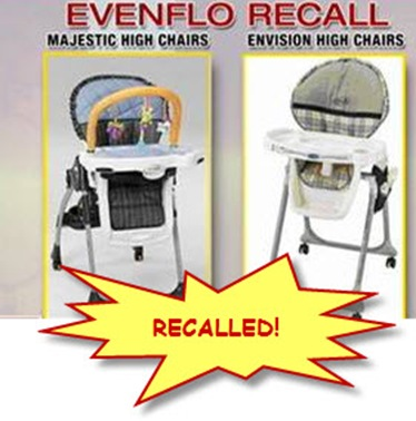 Index additionally ViewItem furthermore Evenflo Recalls Majestic High Chairs Due To Fall And Choking Hazards moreover 2009 03 04 archive further Evenflo Modern High Chair. on evenflo majestic high chair recall
