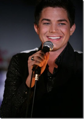 Adam Lambert 4-14 Born to be Wild