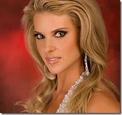 Miss USA 2009 California Carrie Prejean