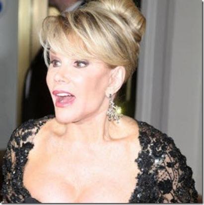 Celebrity Apprentice 2009 Winner Joan Rivers