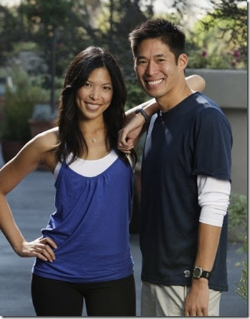 Amazing Race 14 Winner Tammy jih and Victor Jih