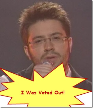 Danny Gokey Voted Off May 13