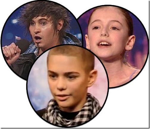 Britains Got Talent Semifinals 5 Greg Pritchard Hollie Steel Aidan Davis