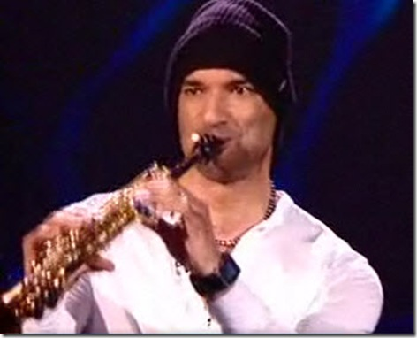 Julain Smith All By Myself Britains Got Talent Semifinals 4