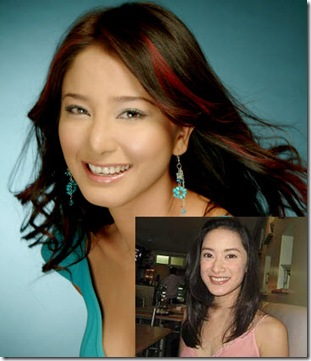 Katrina Halili and Maricar Reyes