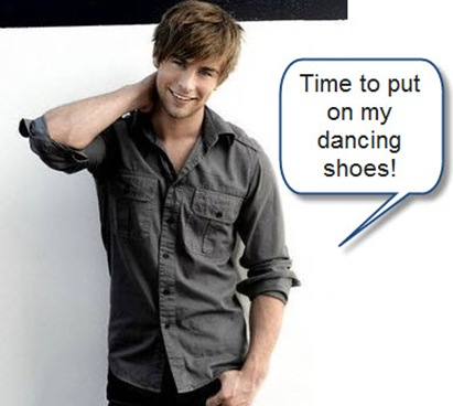Chace Crawford in Footloose Remake