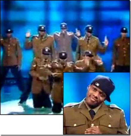 Flawless Britains Got Talent May 25 - BGT 5-25-09