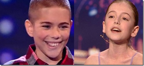 BGT Semifinal 5 Winners Hollie Steel and Aidan Davis