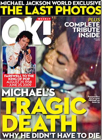 Michael Death Photo Worth 500 Thousand Dollars