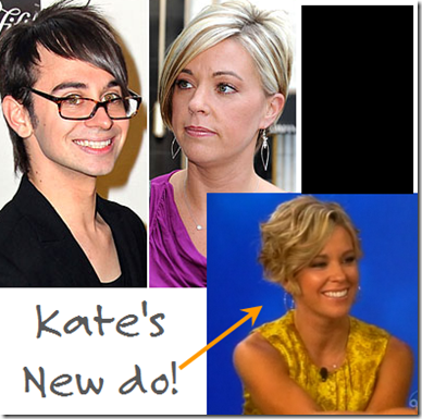 Kate Gosselin New Hairstyle