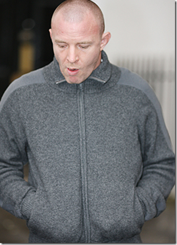 Guy Ritchie Shaved Head