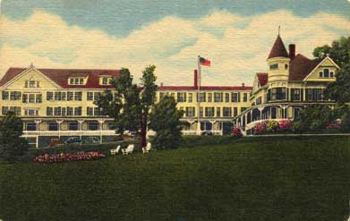 This Hotel Was Located In Plymouth Nh And Is Where Nathaniel Hawthorn D Purchase Image